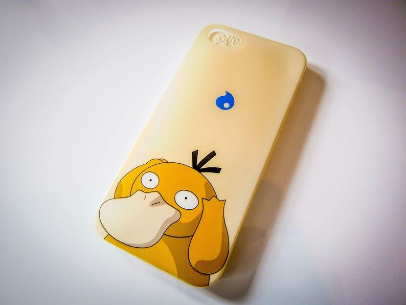 psyduck Pokemon Go iphone case
