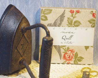 """Quill 5"""" Charm Pack by 3 Sisters for Moda"""