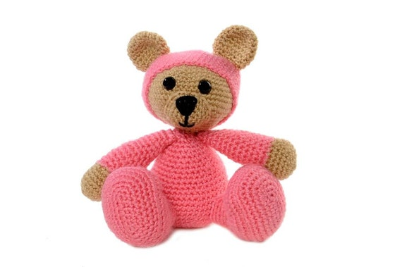 Free Crochet Bear Patterns - Amigurumi Patterns ⋆ DIY Make To   379x570