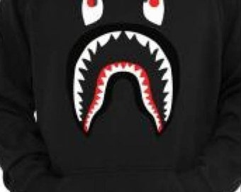 7a4867436ec8 Bape Shark Hoodies