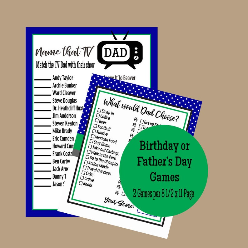 picture relating to Printable Olympics Tv Schedule identify Father Birthday Get together Game titles, Grownup Bash Game titles, Birthday Trivia Recreation, Gentleman Birthday Get together, Fathers Working day Video game, Printable Online games, Prompt Down load