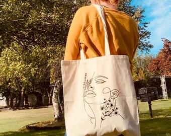 Customizable Canvas Bags