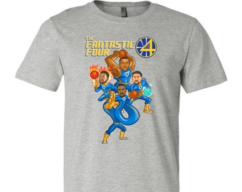Golden State Fantastic Four T-Shirt