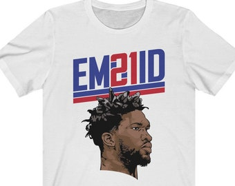 888bf66ce98 Joel Embiid Bust Graphic T-Shirt