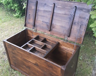 The Rustic Charm Hope Chest