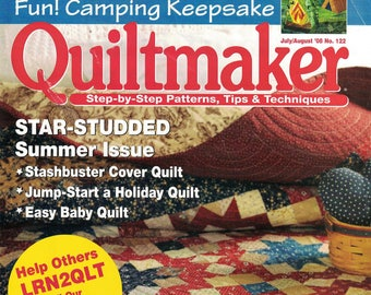 Quiltmaker - July/August 2008 Issue