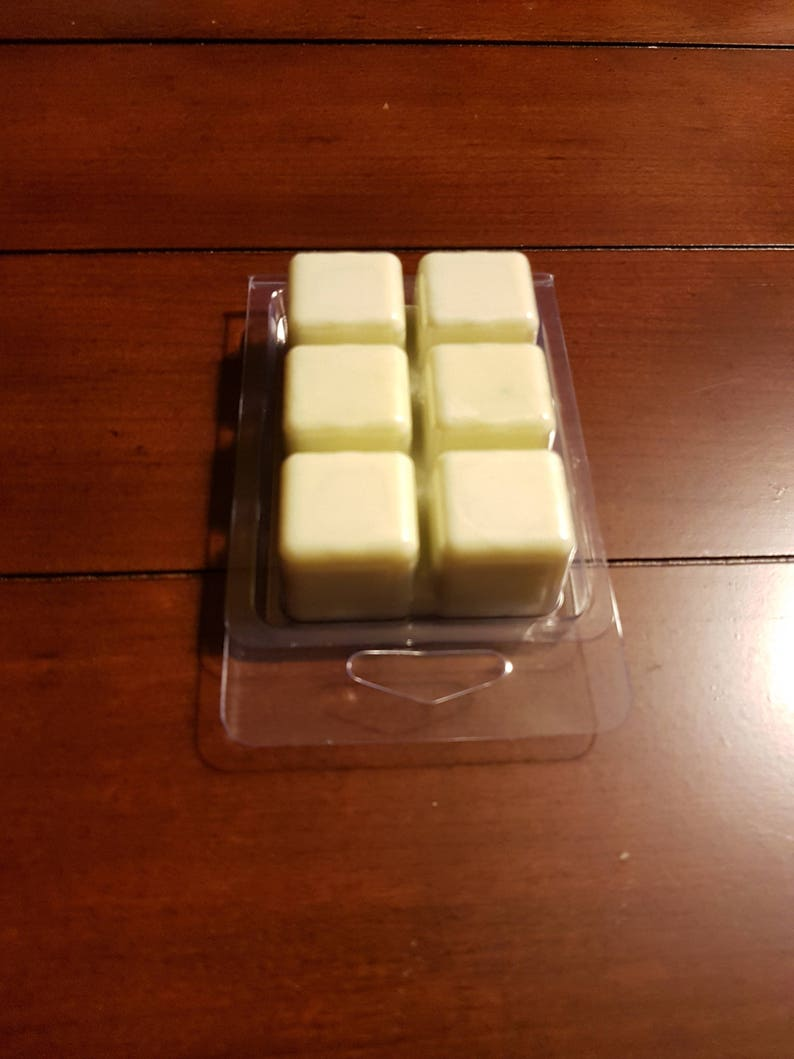 Highly Scented Gift Pearberry Soy Wax Melt Triple Scented Natural Soy Wax Scented Wax Cubes Soy Tart Wax Tart