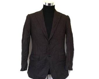 CRAZY SALE !! Cashmere Jacket Coat Ermenegildo Zegna Trofeo Cashmere Wool