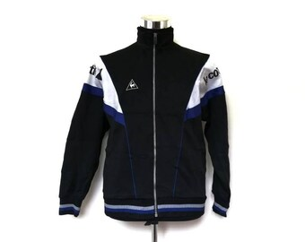 CRAZY SALE !! Lecoqsportif Sweater Jacket Nice Design