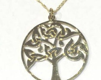 Celtic Tree of Life pendant