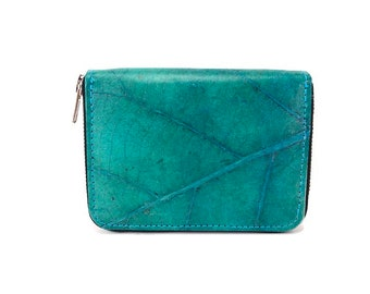 Sustainable Plant Based Leather Cruelty Free Stash Bag| Eco-friendly