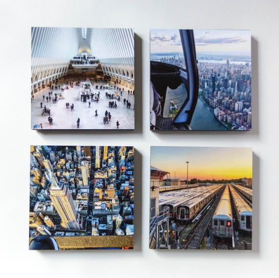 Mixtiles New York City Photography Wall Art NYC