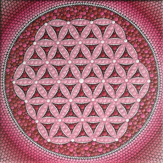 Mandala Numerique Haute Resolution Imprimer Mandala Fait Etsy