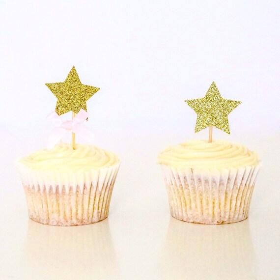 Christmas Cake Toppers.Christmas Cupcake Toppers Christmas Cake Topper Star Cupcake Toppers Christmas Decor