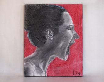Artwork anger