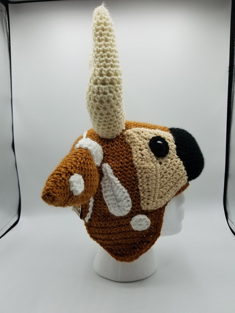 Crochet Bongo Hat for kids or adults