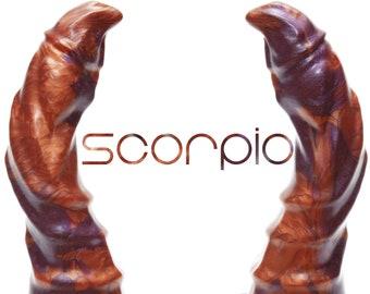 Scorpio- Fantasy Dildo - Sex toy - Adult Toy - Scorpio Dildo - Astrology - Zodiac Dildo