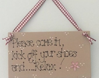 New Baby Laura Ashley WORLD'S BEST MIDWIFE Handcrafted Gift Plaque PINK