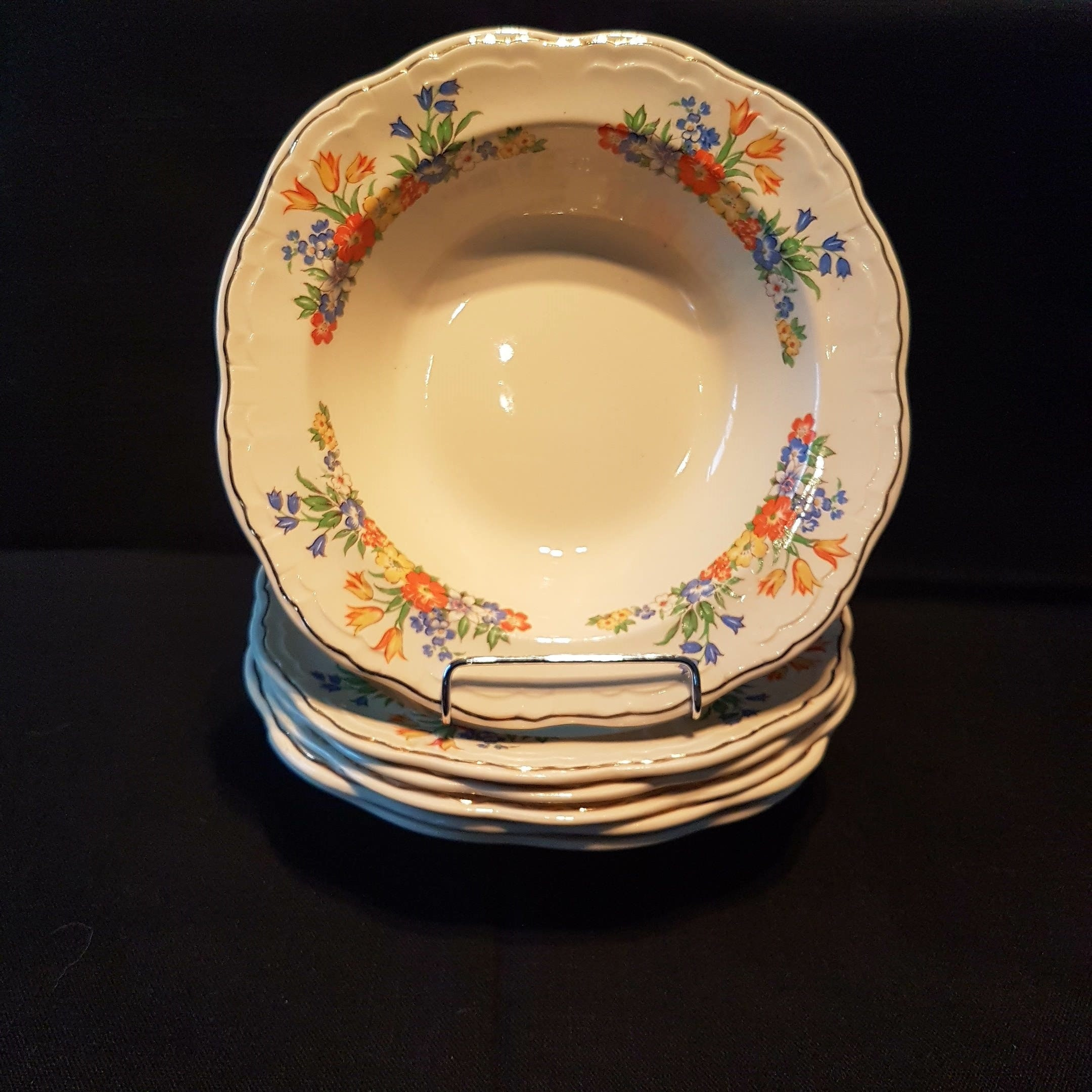 Art Deco) Date Range Alfred Meakin Pottery for sale
