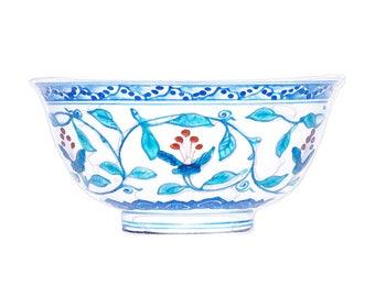 Beautiful Chinese Bowl
