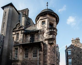 The Writer's Museum, Edinburgh's Old Town