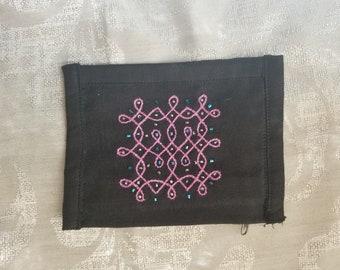 Hand made coin purse