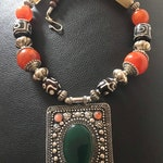 Valentine's Day gioAfrica Funky Handmade/ Antique look /natural look