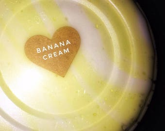 Banana Cream ( 8 oz )