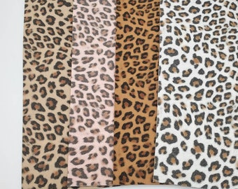 SALE Metallic Snakeskin Printed Genuine Craft Leather Hide Upholstery Fabric 404