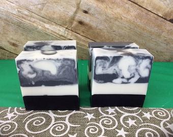 Lucky Panda Charcoal Soap