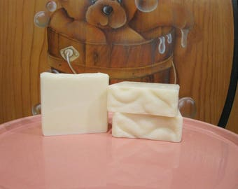 Unscented ~ Cold Process Soap