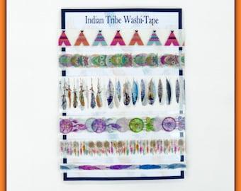Indian Washi Tape