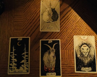 The Way Out . Tarot Reading