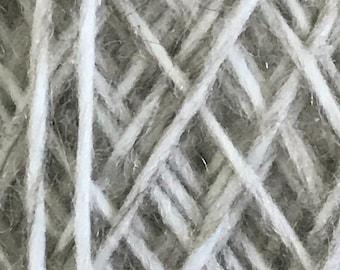 Reclaimed/Recycled Yarn—Beige/Cream