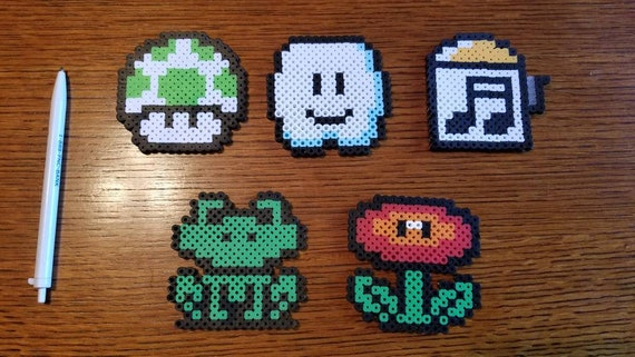 Super Mario Bros 3 Pixel Art Magnet Sm3pm