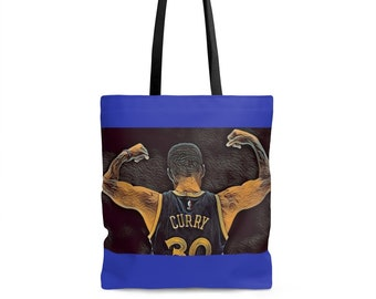 Stephen Curry Tote Bag