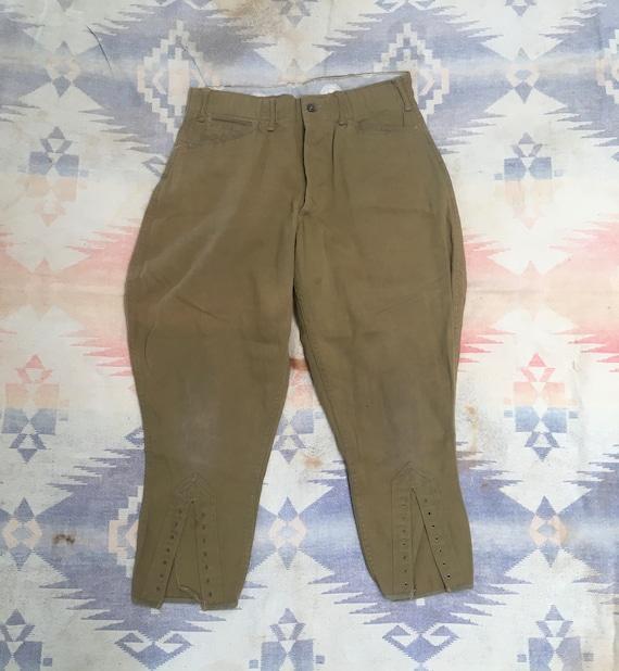 1930s Boy Scouts Pants W28
