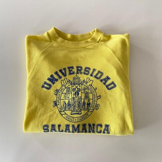 1970s University of Salamanca Sweatshirt