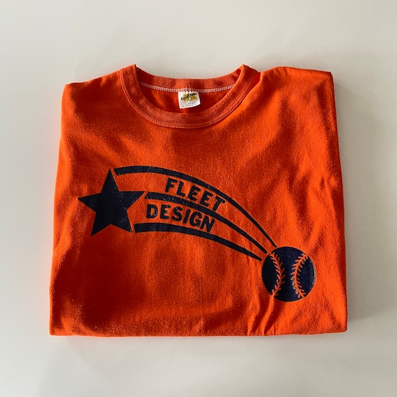 1970s Cloth Tag Russell Athletic Tee