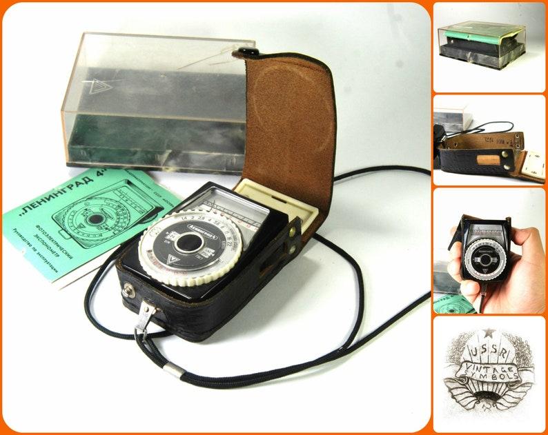 Belichtungsmesser Foto & Camcorder Leningrad 4 Belichtungsmesser Lichtmesser