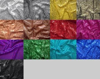 Sequin fabric L745