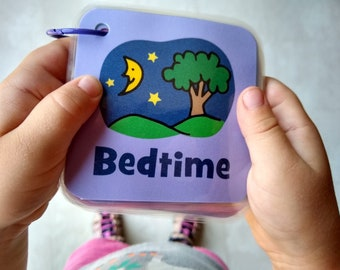 Bedtime Routine-On-A-Ring