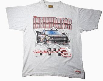Dale Earnhardt Nascar Intimidator 90s Tee