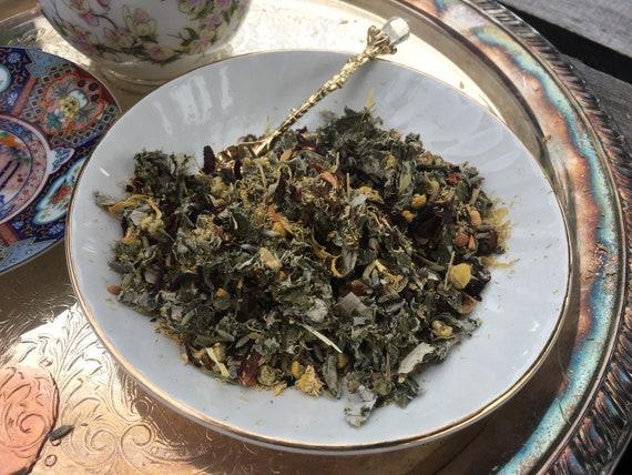 Wild Goddess • Organic • Herbal Tea Blend
