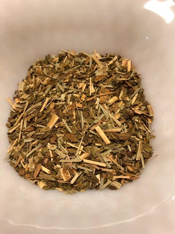 Happy Spirit • Organic Herbal Tea • Warm Cinnamon & Spices