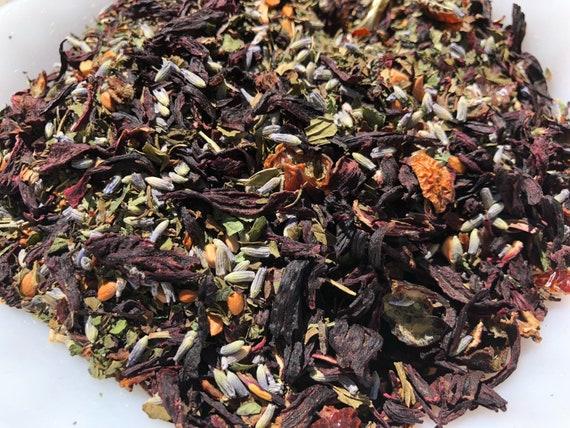Dried Herbs • 4 OZ • Organic • Custom Tea Blend • Single Herb