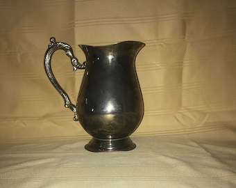 Silver Pitcher