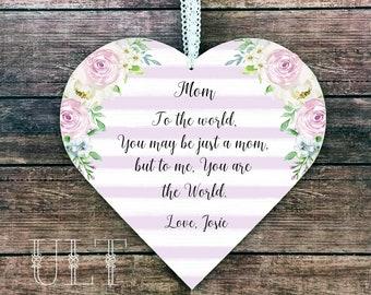 Mama Geschenk Personalisierte Mom Mom Weihnachten Mama Etsy