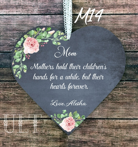 Mother /& Daughter Hangers and Plaques For Mothers Day// Christmas// Birthdays