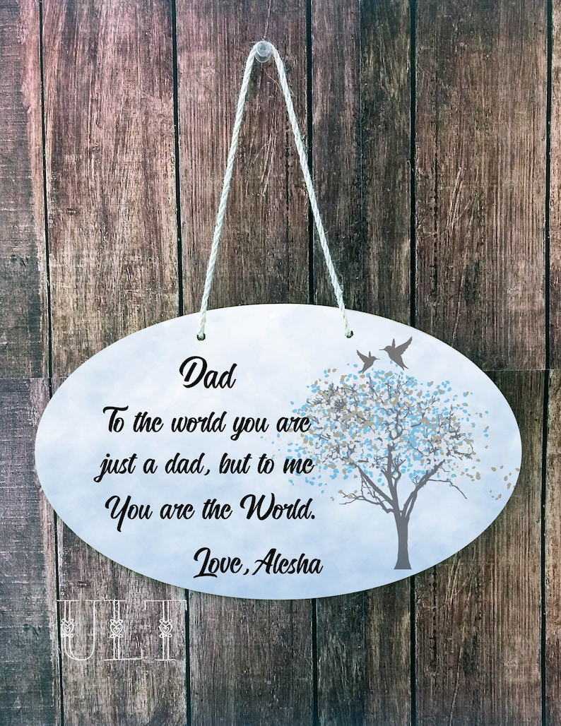 Dad Gift Personalized Christmas From Daughter